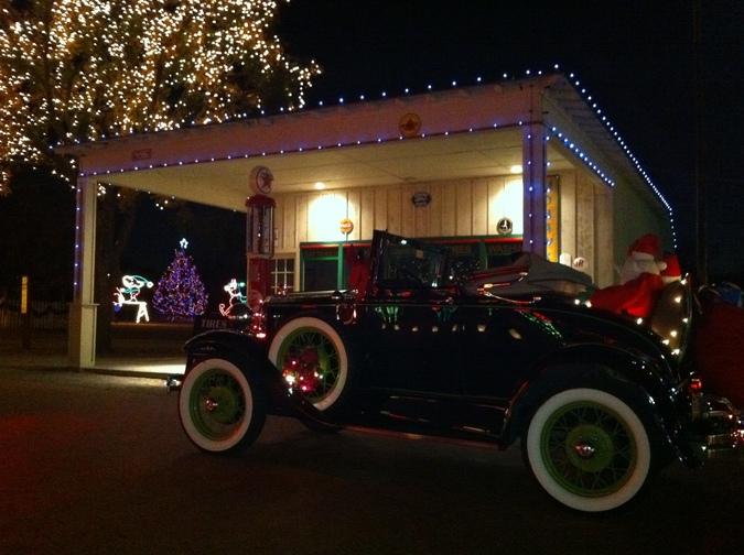 Christmas Lights Mystery Tour